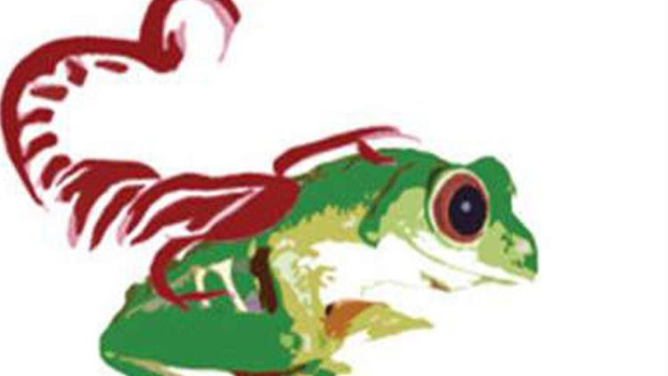 La favola della rana e dello scorpione