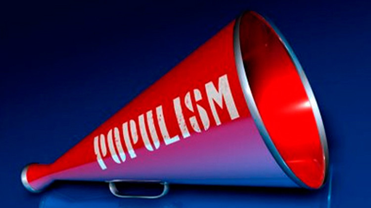 Nota sul populismo
