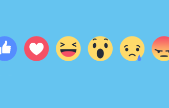 """""""Reactions"""" i nuovi pulsanti di Facebook che esprimono le emozioni"""